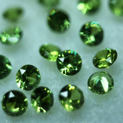 Demantoid 0.11 ct