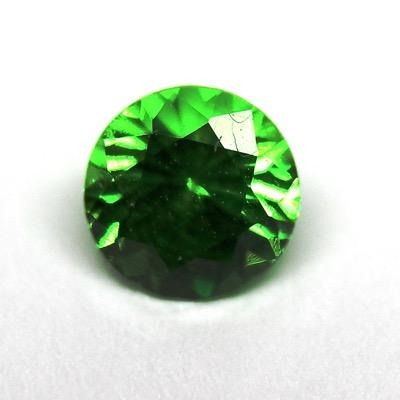 Tsavorit 0.13 ct