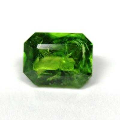 Tsavorit 0.46 ct